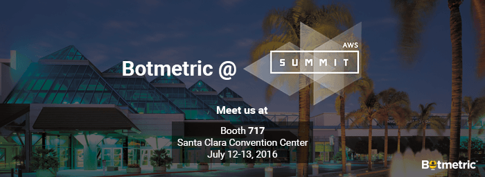 2016 AWS Summit Santa Clara