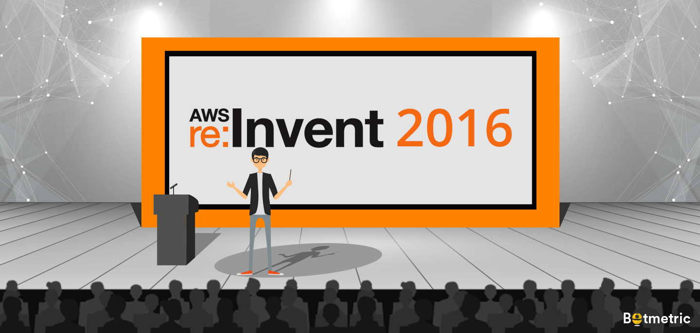 Cheat-Sheet to 2016 AWS re:Invent Announcements