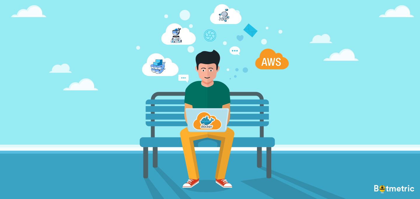 Blue Whale Docker DC on AWS as CaaS, and How Enterprises Can Use it!