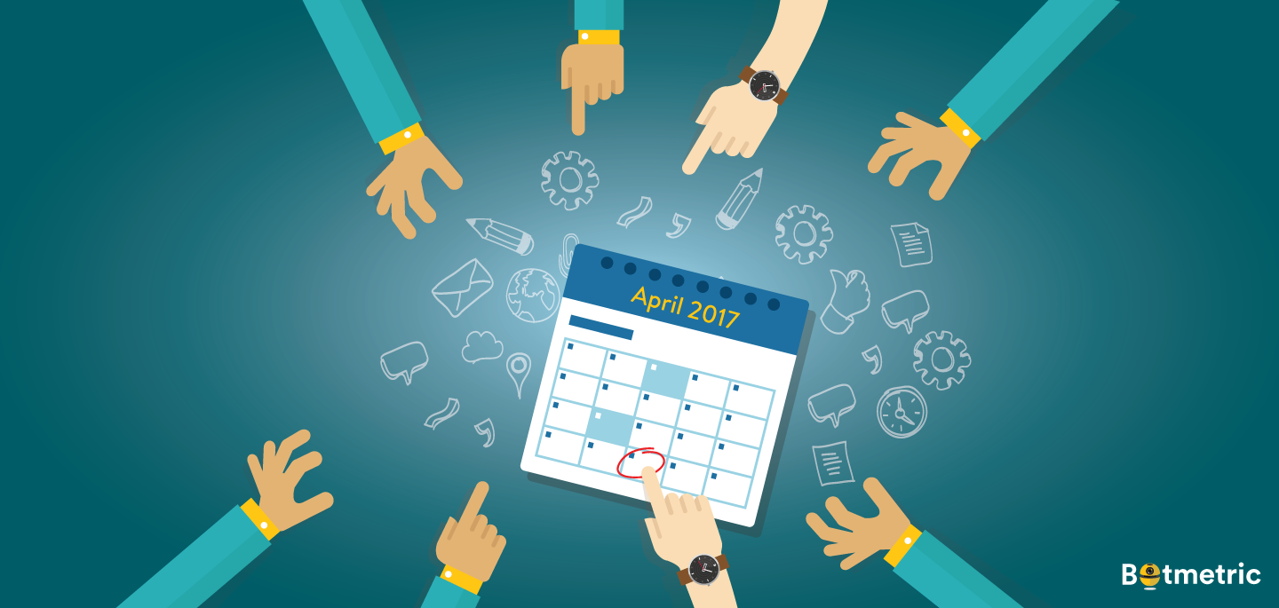 AWS Cloud Management with Botmetric   April Month in review