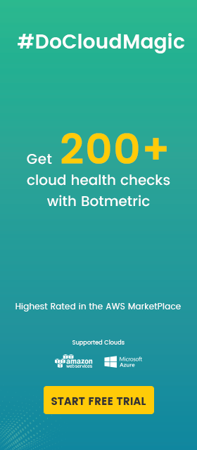 200+ Cloud Health check