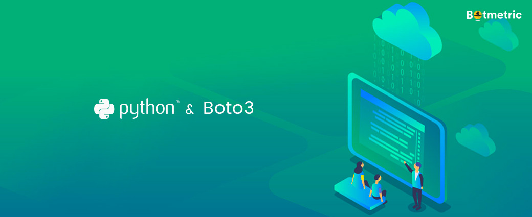 AWS Cloud Automation Using Python & Boto3 Scripts - Complete